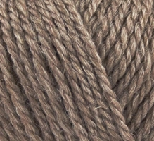 818 Onion No.4 Organic Wool+Nettles Sand