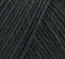 1012 Onion Nettle Sock Yarn Svart