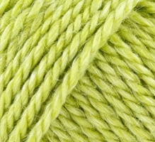 624 Onion No 6 Organic Wool + Nettles Lime
