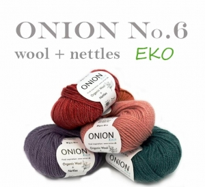 Onion No.6 Organic Wool + Nettles