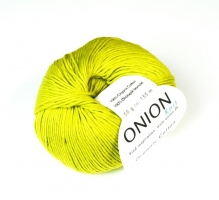 114 Onion Organic Cotton Lime