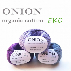 Organic Cotton Onion
