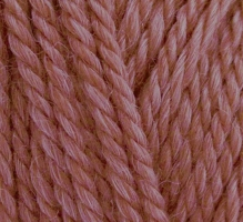 617 Onion No 6 Organic Wool + Nettles Rosa